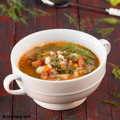 Fennel Vegetable Soup