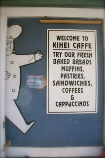 Where Locals Eat In Kihei Maui  SO YUMMY!!! BLENDED COFFEES ARE AMAZING AND SO IS THE BREAKFAST :)