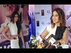 Ileana D'Cruz at the special screening of RUSTOM.
