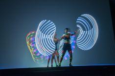 Show fluorescente malabares de luzes em evento premiação Part Club, associação dos arquitetos e designer de São Paulo, evento realizado no Teatro Porto Seguro. Contate-nos humorecirco@gmail.com (11) 97319 0871  (21) 99709 6864 (73) 99161 9861 whatsapp. Shows, Ferris Wheel, Fair Grounds, Humor, Architects, Lights, Corporate Events, Artists, Humour
