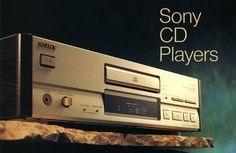 SONY CDP-777ESA (launched 1991)