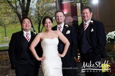 #Michigan wedding #Chicago wedding #Mike Staff Productions #wedding details #wedding photography #wedding dj #wedding videography #wedding photos #wedding pictures #bridal party #groomsmen