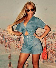 O corpo mais sexy, segundo Victoria's Secret, é de Beyoncé.
