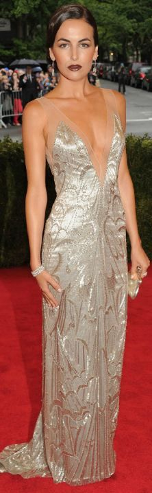 Best Met Gala looks of all time. Camilla Belle in Ralph Lauren at the 2012 Met Gala; Schiaparelli and Prada: Impossible Conversations Camilla Belle, Vetement Fashion, Looks Street Style, Glamour, Costume Institute, Red Carpet Looks, Beautiful Gowns, Gorgeous Dress, Red Carpet Fashion