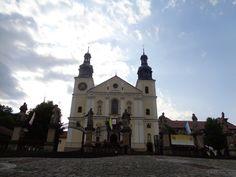 Basilica of St. Mary in Kalwaria Zebrzydowska, Poland