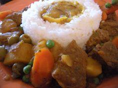 Mami's Carne Guisada (Mom's Puerto Rican Beef Stew) - Hispanic Kitchen