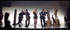 BOB FOSSE choreography...