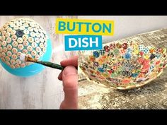 Button Dish | Hometalk