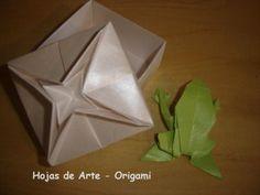 Art levelek - Origami - Cash-Box-Caixas