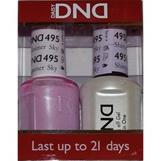 DND Gel  #NailPolish