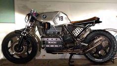 BMW K100 Cafe Racer Design (26)