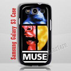 Alternative Rock Band Muse Samsung Galaxy S3 Case
