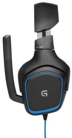 a6a8ce565503 Logitech G430 Gaming Headphones