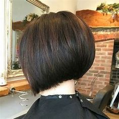 30 Super-Hot Stacked Bob Haircuts: Short Hairstyles for ...