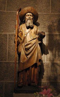 Le pélerinage a commencé dés le moyen âge, après la découverte du tombeau de saint Jacques au début du IXe siècle.