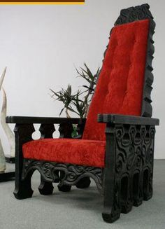 The kings throne