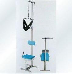 Encuentra el mejor hogar portátil tensores silla de tracción cervical dispositivo de tracción plegado arnés, a precio al por mayor del proveedor otros artículos de masaje chino -…