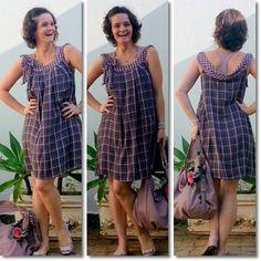 blog v@ LOOKS | por leila diniz: ROMANTISMO no vestido soltinho + olha o RAPA! + bolachinha NATA + amizade + DEUS