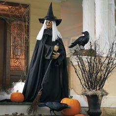 Hagatha the Witch Scene