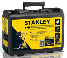 Stanley SCI12S2K Darbeli Tornavida