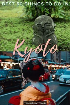 50 things to do in Kyoto - Want to discover the best things to do in Kyoto? Read our guide and learn what are the top 50 recommendations for your Kyoto itinerary. Find out what to do and where to go, including special and unique experiences you can only try in Kyoto. Click to read more about Kyoto, Japan #kyoto #japan #guide #itinerary #travel #tips