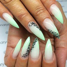 Leopard stiletto   kimskie
