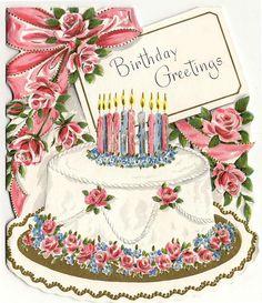 Vintage Happy Birthday Connie Www Picturesso Com