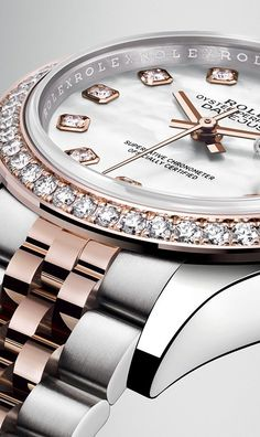 9d630c6fa84c4 The Lady-Datejust 28 in steel and Everose gold