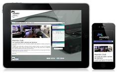 Nouveau site web pour le Mambo Club.  Le Mambo Club fait confiance à l'agence Web4 pour la création de son nouveau site internet www.mambo-club-geneve.ch en ligne maintenant!   Club Genève