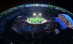 They say that if you like it then you should put a ring on it. Guess you can say we loved the opening ceremony. in #rio2016 in phlow
