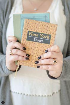 New York books blog somewhere The Selection, Place Cards, New York, Place Card Holders, Books, New York City, Libros, Book, Nyc