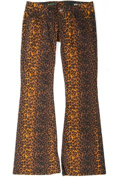 LIP SERVICE On The Prowl bootcut pants #28-125