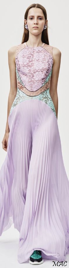Resort 2016 Christopher Kane
