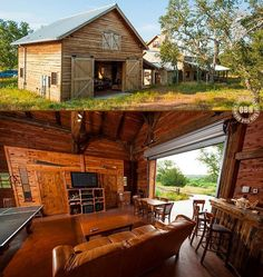 Have you ever driven past a barn and thought what a great house it would make? Barn conversions are a great way to save our history and stay green. Tell us what you think after looking at this conversion on our site at http://theownerbuildernetwork.co/house-hunting/barn-homes/fultonville-barn-heritage-barns/ Inspired?