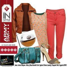 Chicas, ¿qué opinan de nuestro look del día?   Outfits gracias a Cool Town y Almacenes SIMAN Guatemala