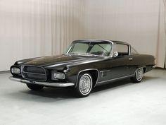 1962 Ghia L 6.4