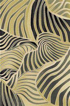 LA Rugs 'Keneret' 115-17  zebra print