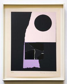 Louise Nevelson 1973 Hand Signed Numbered Screenprint Ltd. Ed Framed JKLFA.com | eBay