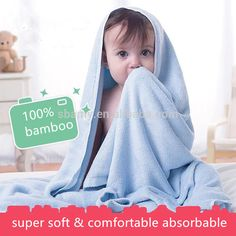 Sbamy brand top quality 100% bamboo heavy bath baby hooded towel 70x140 , super soft and comfortable .465g pink and blue set