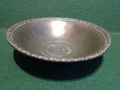 Early Liberty & Co Tudric Pewter Bowl - English Pewter - Pattern 01354 - No. 6