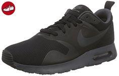 Nike Nike Air Max Tavas, Herren Sneakers, Schwarz (BLACK/ANTHRACITE-BLACK), 42 EU - Nike schuhe (*Partner-Link)