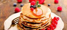 Receta de hotcakes sin harina; saludables para que los prepares sin remordimientos ni miedo a engordar.