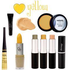 anne makeup®: corretivo amarelo para quem tem olheiras escuras