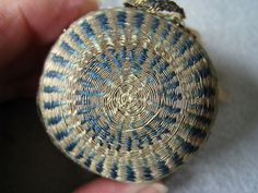 Antique Pin Ball Cushion ~ Phebe Willis c1780 ~ Metallic & Silk Thread Sewing Box, Sewing Notions, Crochet Cushions, Pin Cushions, Paper Clothes, Embroidery Tools, Antique Sewing Machines, Gold Work, Sewing Rooms