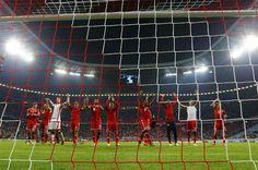 El Bayern Munich esta en las semifinales.  April 08, 2014