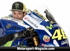 Valentino Rossi #NewYamahaM1 2016