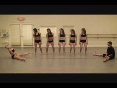 I love this choreography.