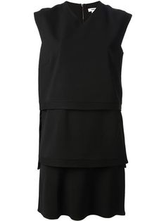 HELMUT LANG layered shift dress £445.00