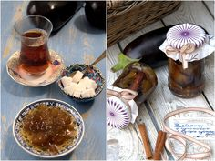 szczypta smaQ: Karmelizowane bakłażany dla miłośników orientu