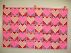 February: Candy Hearts